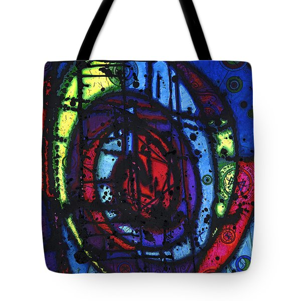 Seeking Power Tote Bag