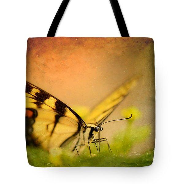 Seeking Sweetness 3 Tote Bag by Lois Bryan