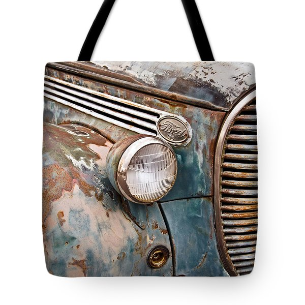 Seen Better Days Tote Bag by David Lawson
