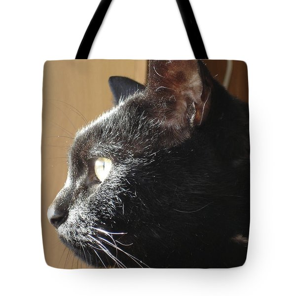 Tote Bag featuring the photograph Seesa by Kerri Mortenson