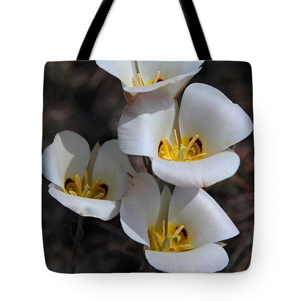 Sego Lily Tote Bag by Vivian Christopher