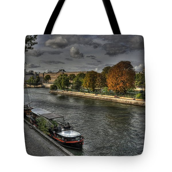Seine Study Number One Tote Bag