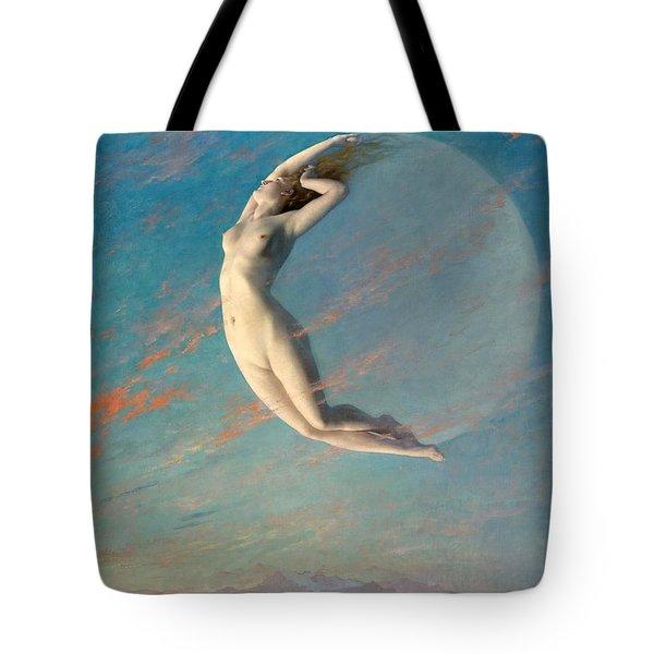 Selene Tote Bag by Albert Aublet
