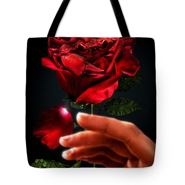 Self Defense Tote Bag