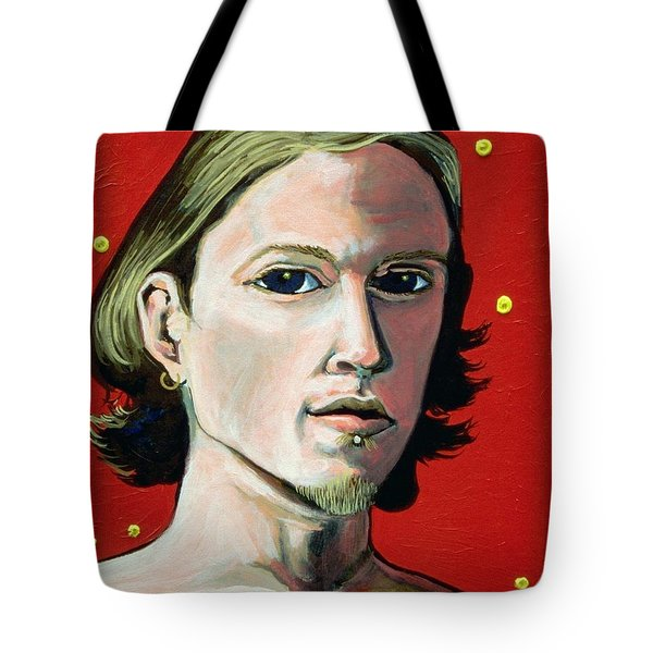 Self Portrait 1995 Tote Bag by Feile Case