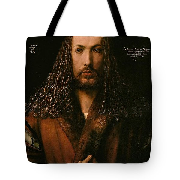Self Portrait At The Age Of Twenty Eight 1500 Tote Bag by Philip Ralley