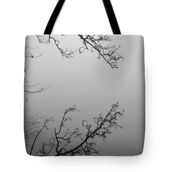 Self-reflection Tote Bag by Luke Moore