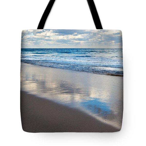 Self Reflection Tote Bag by Michelle Wiarda