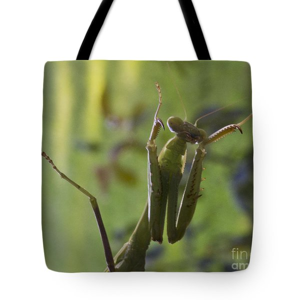 Tote Bag featuring the photograph Selfie by Suzette Kallen