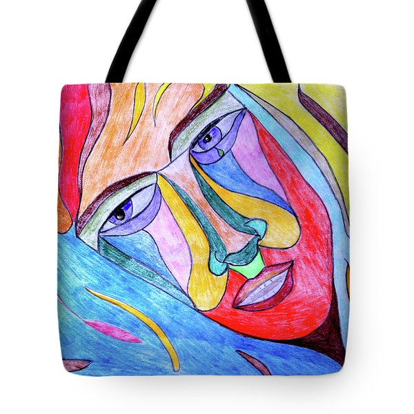 Selfless Tote Bag by Donna Blackhall