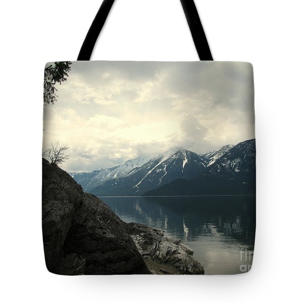 Selkirks In The Spring Tote Bag