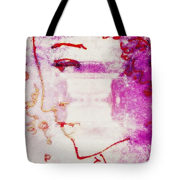 Sending Mary Home Tote Bag by Candee Lucas