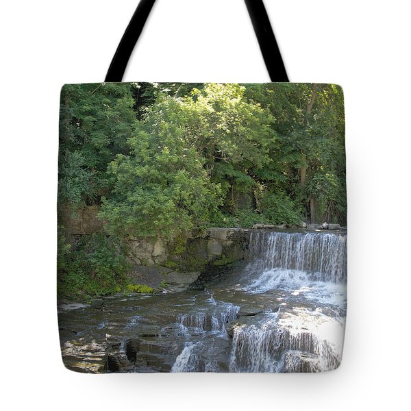 Seneca Keuka Trail Tote Bag by William Norton