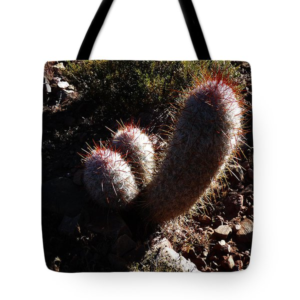 Senor Cacti Tote Bag