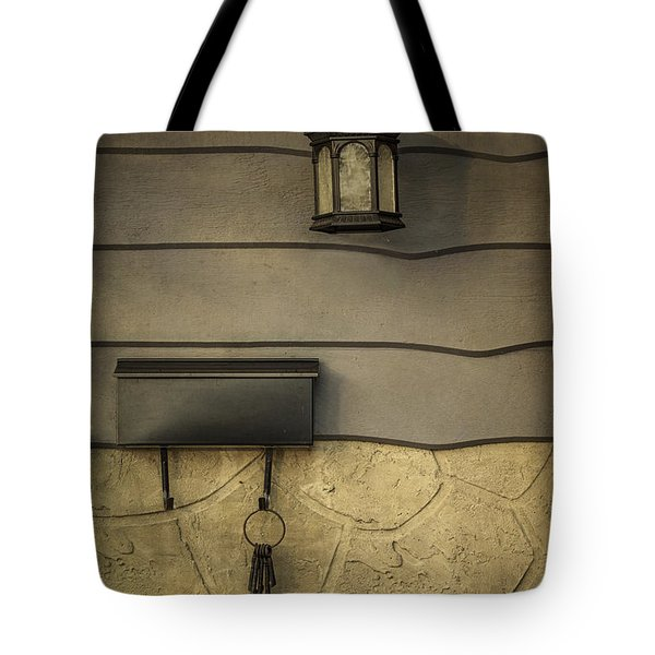 Sense Of Home Tote Bag