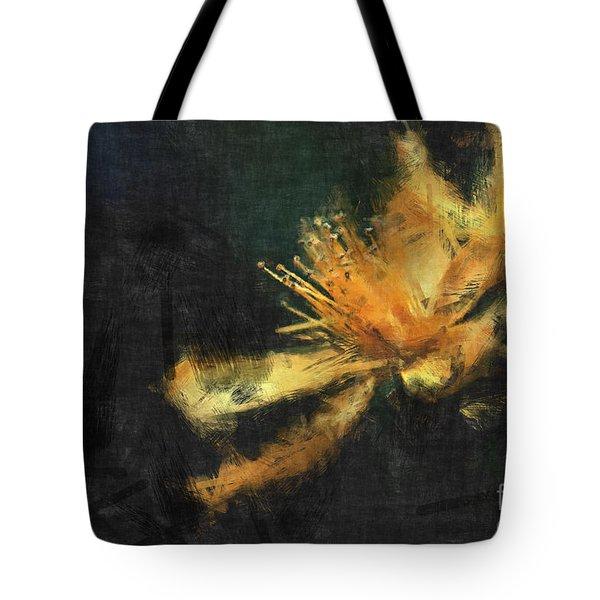 Sensitivity Tote Bag by Aimelle