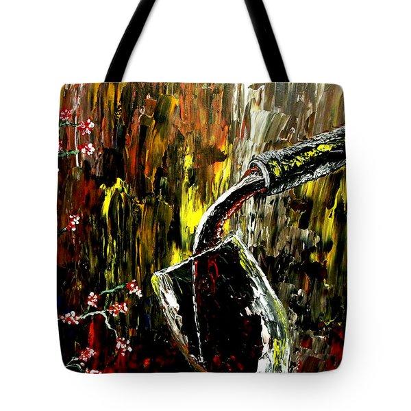 Sensual Moments Tote Bag by Mark Moore