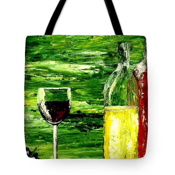 Sensual Nectar 2 Tote Bag by Mark Moore
