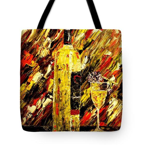 Sensual Nights  Tote Bag by Mark Moore