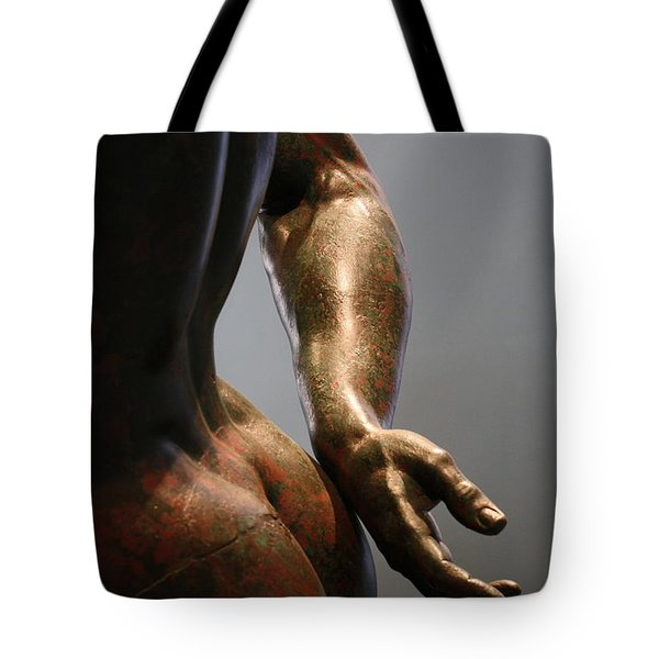Sensual Sculpture Tote Bag