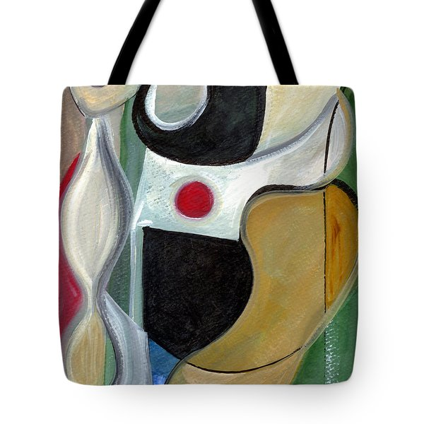 Sensuous Beauty Tote Bag
