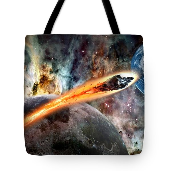 Climate Change Tote Bag by Bill Stephens