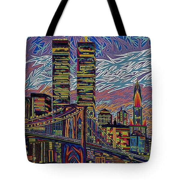September 10th  Tote Bag by Robert SORENSEN