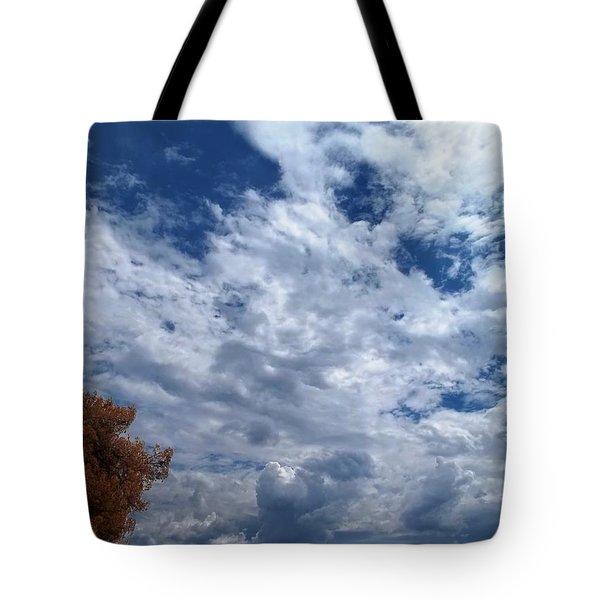 September Afternoon Tote Bag by Glenn McCarthy Art and Photography