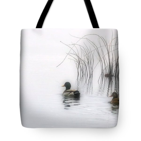 Serene Moments Tote Bag by Karol Livote