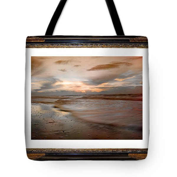 Serene Sunrise Tote Bag