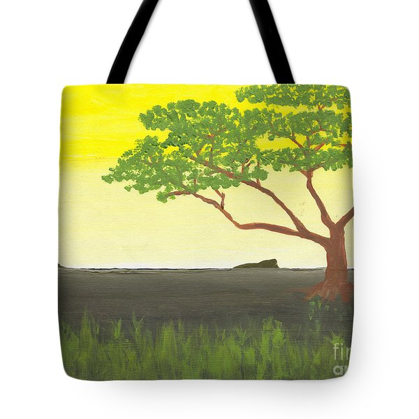 Serengeti Tote Bag by David Jackson