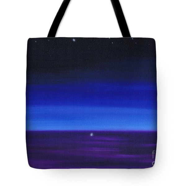 Serenity 3 Tote Bag by Kenneth Clarke