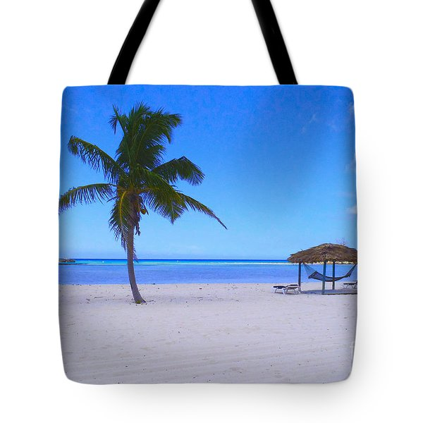 Serenity Tote Bag by Carey Chen
