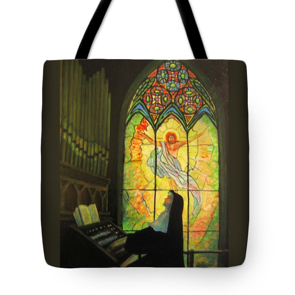 Serenity  Tote Bag by Donna Tucker