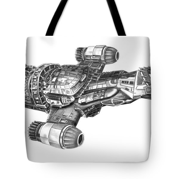Serenity Firefly Class Tote Bag