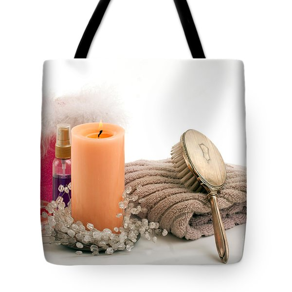 Tote Bag featuring the photograph Serenity by Gunter Nezhoda