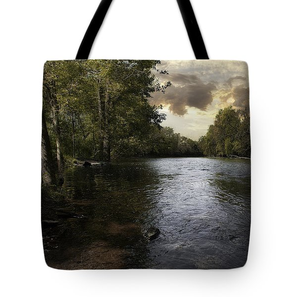 Tote Bag featuring the photograph Serenity by Lynn Geoffroy