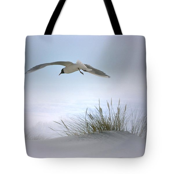 Serenity Tote Bag by Nina Bradica