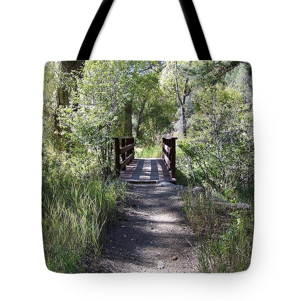 Serenity Tote Bag by Sheri Keith
