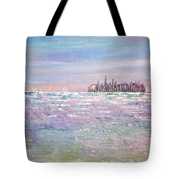 Serenity Sky - Sold Tote Bag