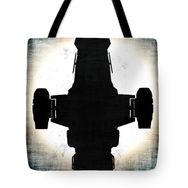 Serenity... Tote Bag by Tim Fillingim