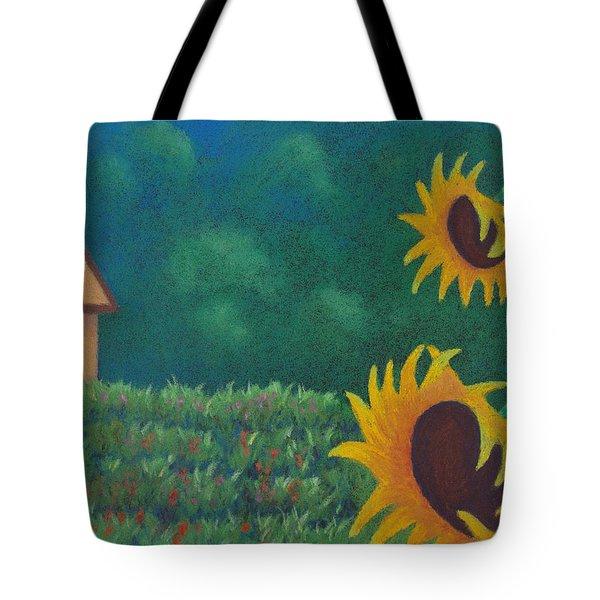Sergi's Sunflowers Tote Bag