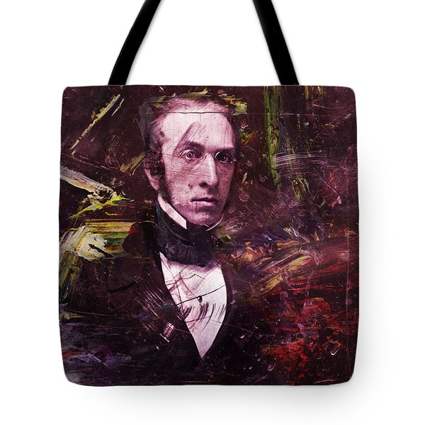 Serious Fellow 1 Tote Bag