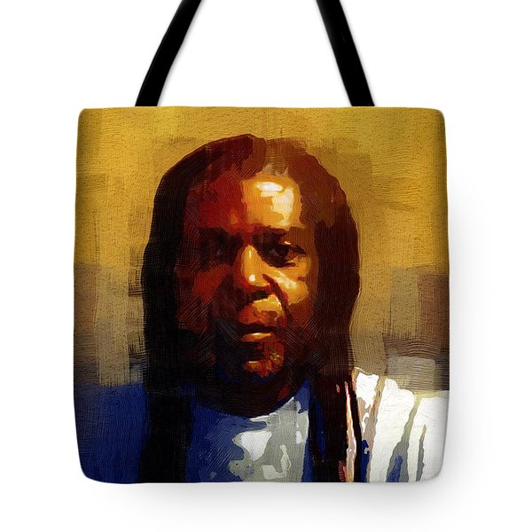 Seriously Now... Tote Bag by RC deWinter