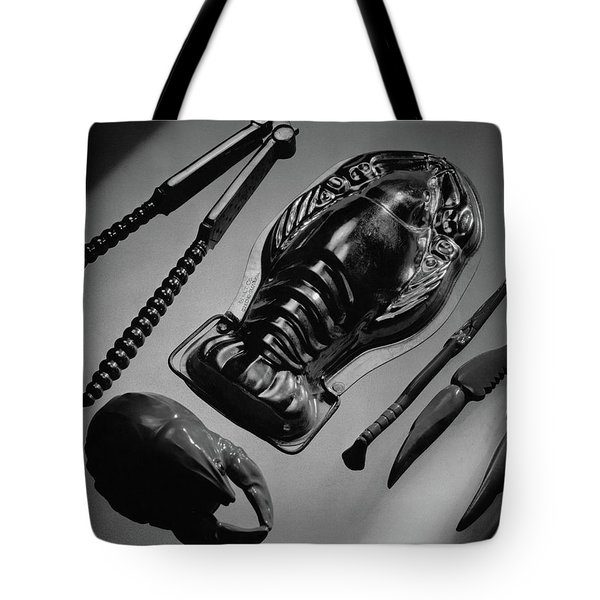 Serveware For Lobster Tote Bag
