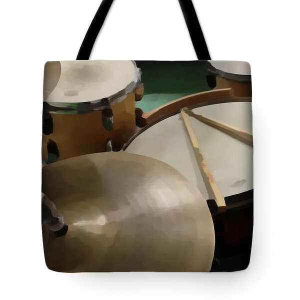 Tote Bag featuring the photograph Set by Photographic Arts And Design Studio