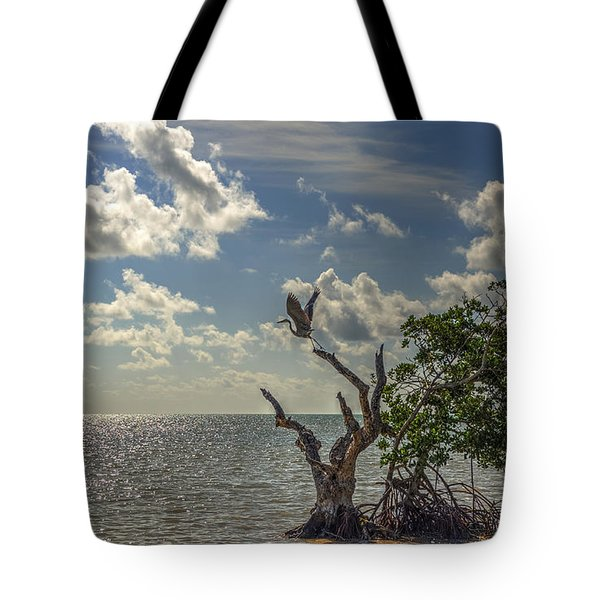 Tote Bag featuring the photograph Set To Fly Towards The Sun by Julis Simo