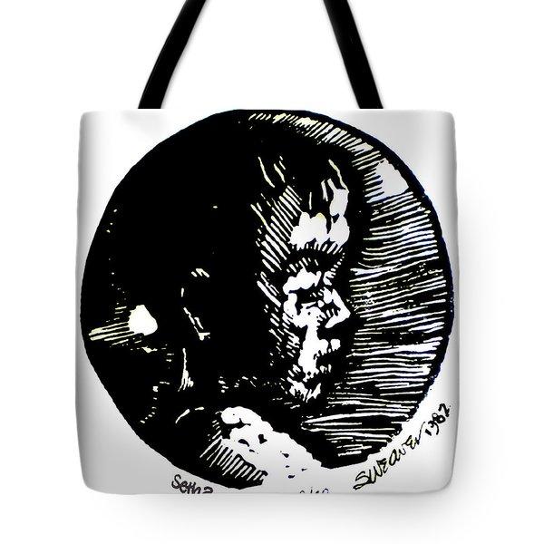 Seth 2 Tote Bag by Seth Weaver