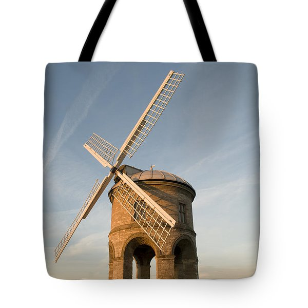 Seventeenth Century Mill Tote Bag by Anne Gilbert
