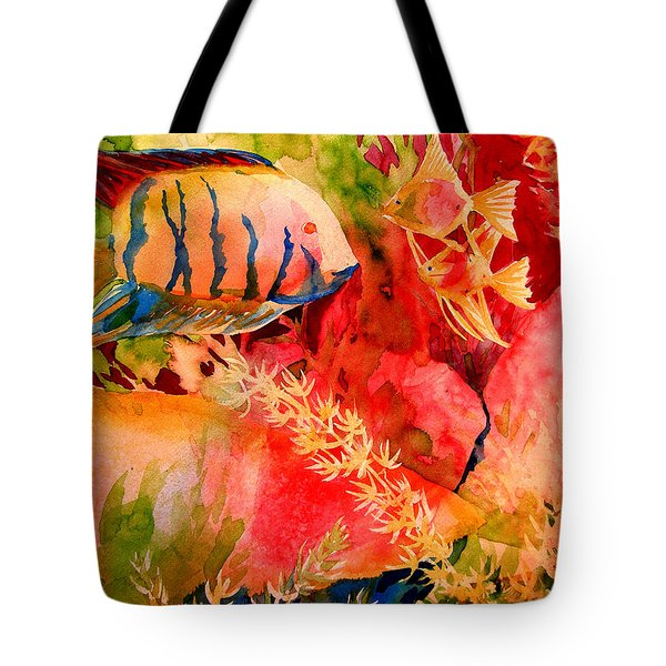 Severums And Angels  Tote Bag
